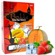 Табак для кальяна Balli Ice melon strawberry (Айс дыня клубника)