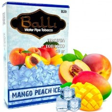 Табак для кальяна Balli Mango peach ice (Айс манго персик)