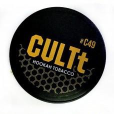 Табак для кальяна CULTt С49 - Banana (Банан)