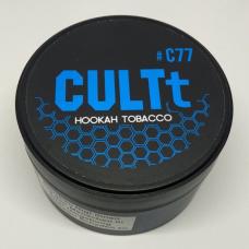 Табак для кальяна CULTt C77 Sweet Blueberry (Сладкая черника)