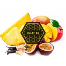 Табак для кальяна CULTt C9 (Манго маракуйя ананас ваниль)