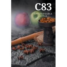Табак для кальяна CULTt C83 Anise, Double apple (Питайя, гуава, ананас)