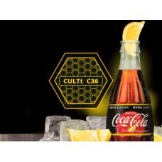 Табак для кальяна CULTt C36 (Кола, лимон)