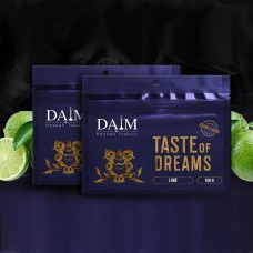 Табак для кальяна Daim Special edition 100gr Lime (Кислый лайм)