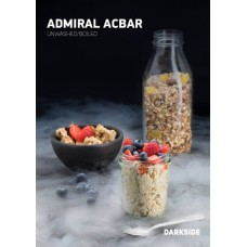 Табак для кальяна Dark Side Admiral Acbar (Овсянка)