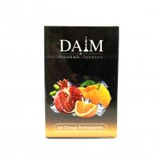 Табак для кальяна Daim Ice Orange Pomegranate (Айс апельсин гранат) 50g