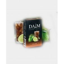 Табак для кальяна Daim Cola lime (Кола, лайм) 50g