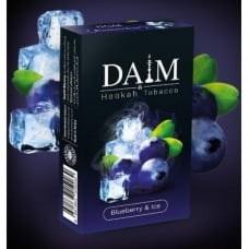 Табак для кальяна Daim Ice Blueberry (Айс черника) 50g