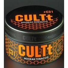Табак для кальяна CULTt C31 Pitaya, Guava, Pineapple (Питайя, гуава, ананас)