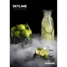 Табак для кальяна Dark Side Skylime (Кислий лайм с мятой) 250gr