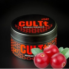 Табак для кальяна CULTt C47 - Cranberry (Клюква)