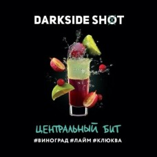 Табак для кальяна Dark Side Dark SHOT Центральный Бит 120gr