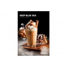 Табак для кальяна Dark Side Deep Blue Sea (Печенье шоколад кокос сливки)