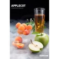 Табак для кальяна Dark Side Applecot (Зеленое яблоко с абрикосом)