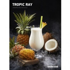 Табак для кальяна Dark Side 250gr Tropic Ray (Пинаколада)