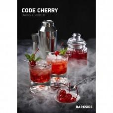 Табак для кальяна Dark Side 250gr Code Cherry (Вишня)