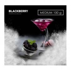 Табак для кальяна Dark Side Blackberry (Ежевика) 250gr