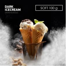 Табак для кальяна Dark Side Dark Ice Cream (Шоколадное мороженое)