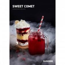 Табак для кальяна Dark Side Sweet Comet (Клюквенно-банановый десерт)