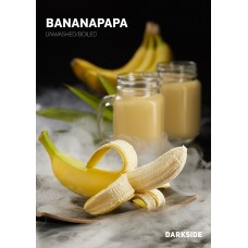 Табак для кальяна Dark Side Bananapapa (Банан) 250gr