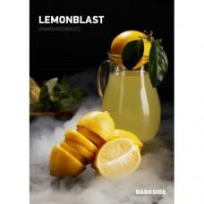 Табак для кальяна DarkSide LemonBlast (Освежающий лимон)