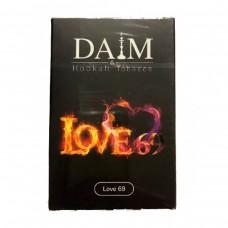 Табак для кальяна Daim Love 69 (Фруктовый микс) 50g
