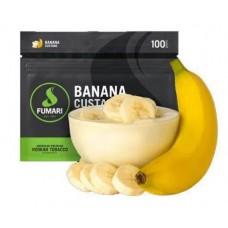 Табак для кальяна Fumari Banana Custard (Банан, Сливки)