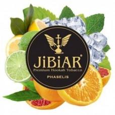 Табак для кальяна Jibiar Phaselis (Апельсин грейпфрут лайм лед лимон мята)