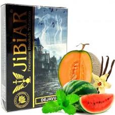 Табак для кальяна Jibiar 50 gr Dejavu (Арбуз Ваниль Дыня Мята)