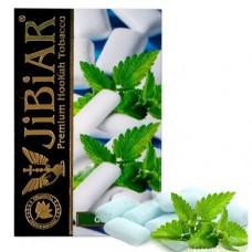 Табак для кальяна Jibiar 50 gr Gum (Мятная жвачка)