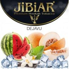 Табак для кальяна Jibiar Dejavu (Арбуз Дыня Ваниль Мята)