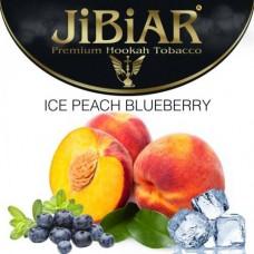 Табак для кальяна Jibiar Ice peach blueberry (Айс персик черника)