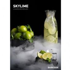 Табак для кальяна Dark Side Skylime (Кислий лайм с мятой)