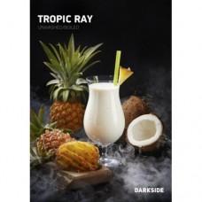 Табак для кальяна Dark Side Tropic Ray (Пина колада)