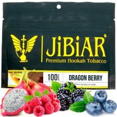 Табак для кальяна Jibiar Dragon berry (Виноград лёд питайя черника)