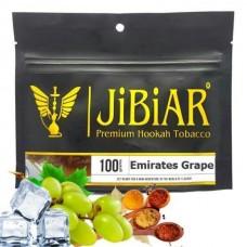 Табак для кальяна Jibiar Emirates Grape (Виноград)