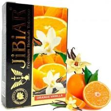 Табак для кальяна Jibiar 50 gr Orange vanilla (Апельсин Ваниль)