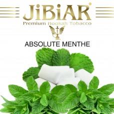 Табак для кальяна Jibiar Absolute Menthe (Сладкая жвачка с ментолом)