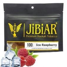 Табак для кальяна Jibiar Ice Raspberry (Малина Лёд)
