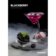 Табак для кальяна Dark Side Blackberry (Ежевика)