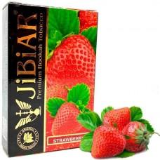 Табак для кальяна Jibiar 50 gr Strawberry (Клубника)