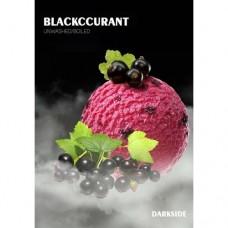 Табак для кальяна Dark Side Blackcurrant (Смородина)
