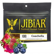 Табак для кальяна Jibiar Coachella (Малина, питайя, черника)