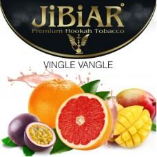 Табак для кальяна Jibiar Vingle vangle (Грейпфрут лайм маракуйя)
