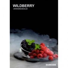 Табак для кальяна Dark Side WildBerry (Земляника)
