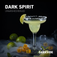 Табак для кальяна Dark Side Dark Spirit (Маргарита - Лайм с текилой)