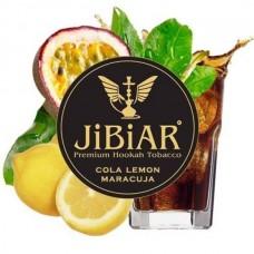 Табак для кальяна Jibiar Cola Lemon Maracuja (Кола лимон маракуя)