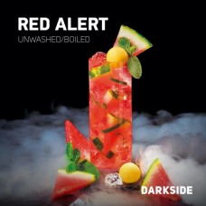 Табак для кальяна Dark Side Red Alert (Коктейль дыни и арбуза)