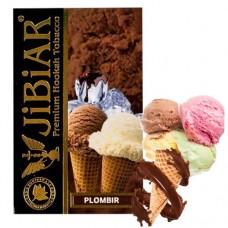 Табак для кальяна Jibiar 50 gr Plombir (Мороженное)