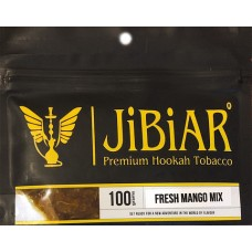 Табак для кальяна Jibiar Fresh Mango Mix (Айс манго)